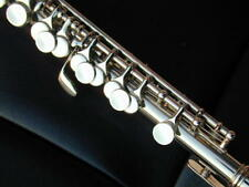 Berkeley Pro Silver Piccolo Flute Key of C