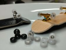 Fingerboard Compl. Profi Neu, 34mm Deck, Solid Trucks, PU Rollen vgl. Blackriver