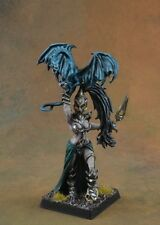 Painted Dark Elf Princess from Avatars of War female with dragon