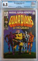 Marvel Super-Heroes #18 ~ Origin & 1st App Guardians of the Galaxy 1969~ CGC 6.5