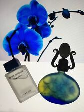 2 x MINIATURES  Dolce&Gabanna LIGHT BLUE edt  4.5 ml & BLU BLUMARINE edt 4 ml