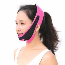 Anti-Aging Slim Thin V-Line Shape Face Lift Up Mask Chin Cheek Strap Band Belt /