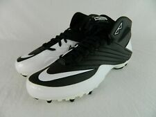 Nike Super Speed Td 3/4 Shoes Men's Size 12.5 Us Football Cleats 396254 001