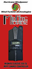 MidNite Solar Classic 200-SL MPPT Solar Charge Controller Regulator 200V 79A USA