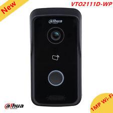 Dahua DHI-VTO2111D-WP POE P2P 1MP Wi-Fi Villa Video Intercom Outdoor Station