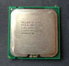 Processeur CPU INTEL Pentium Core 2 Duo E6750 2,66Ghz SLA9V Socket 775