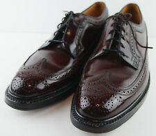 Florsheim Imperial Kenmoor 93605 Shell Cordovan V-Cleat 5 Nail Size 10C