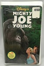 Vintage Walt Disney Mighty Joe Young VHS Tape Movie New In Clamshell