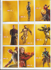 MARVEL STUDIOS - The First Ten Years: Custom trading card set