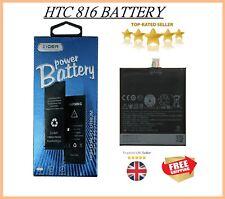 HTC Desire 816 (op9c200) - neue Batterie bop9c100 2600mah-fast p&p