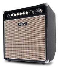"""E-Bass Verstärker 50Watt Bass Combo Amp 12"""" Speaker Lautsprecher EQ Kopfhörer"""