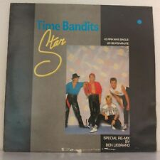 "Time Bandits ‎– Star (Special Re-Mix) (Vinyl 12"", Maxi 45 Tours)"