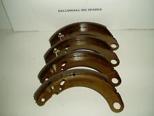 182-240 MG TA /TC BRAKE SHOE SET X 4  NEW
