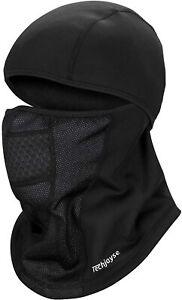Cold Weather Balaclava, Water Resistant & Windproof Fleece Ski Mask