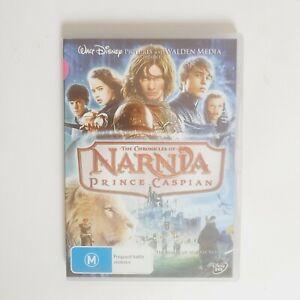 The Chronicles of Narnia Prince Caspian Movie DVD Region 4 AUS Free Postage