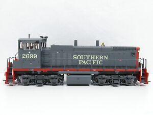 ATLAS H0 Diesellok EMD MP15DC Southern Pacific #2699 DCC & SOUND