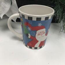 Hapoy Santa Chri 00004000 stmas Holiday Coffee Mug Cup