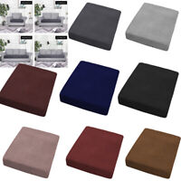 Slipcover 1/2/3/4 Seater Stretch Sofa Couch Cover Elastic Settee Couch Protector
