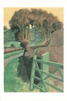 Art Postcard, The Avenue by Simon Palmer KF3