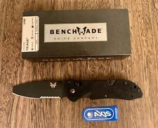 BENCHMADE TRIAGE 916SBK NEW IN BOX