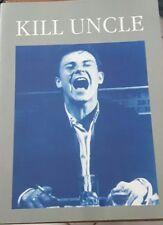 Morrissey - Kill Uncle Tour Programm RAR