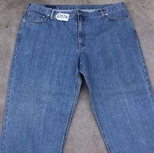 LANDS' END Jean Pants For Men W42 X L32. TAG NO. 1357W