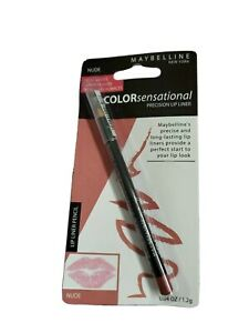 Maybelline COLORSENSATIONAL Precision Lip Liner 20 Nude