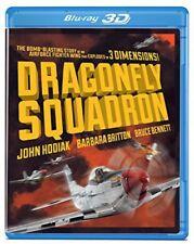 Dragonfly Squadron [New Blu-ray 3D] Black & White