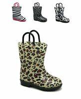 Storm Kidz Girls Booties Rainboots Chelsea Boots Kids Little Kid//Big Kid Sizes