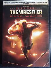 THE WRESTLER - Mickey Rourke - Marisa Tomei - Bruce Springsteen - DVD