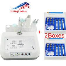 4in1 Microcurrent Diamond Dermabrasion Skin Scrubber Machine Beauty Supply USA