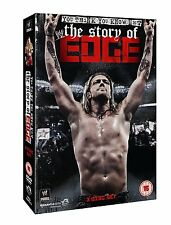 WWE You Think You Know Me? The Story of Edge [3 DVDs] *NEU* DEUTSCH DVD