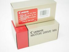 Canon MA Motor Drive Set for Canon A1/AE1-Program Cameras (NEW)