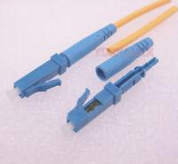 10pcs/lot LC/UPC Rapid Optical Fiber Fast Connector LC indoor Quick Cold Splice