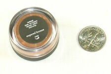 New ListingbareMinerals Sugared Bronze Eyecolor Shadow 0.28g half size ~ satin pearl brown