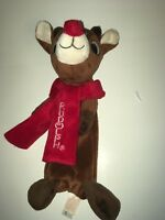 """Rudolph The Red Nosed Reindeer 10"""" Plush Stuffed Animal"""