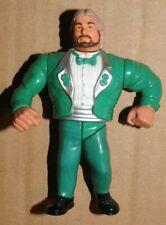 Hasbro WWF WWE Million Dollar Man Ted Dibiase 1991 US Blue Unopened FedEx【D2】