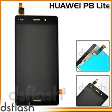Pantalla Huawei P8 Lite Negro ALE-L21 LCD Display Tactil Negra Completa