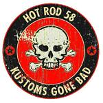 HOTROD 58 CLOTHING