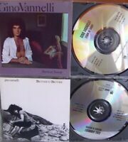 Gino Vannelli- Brother to Brother/ Storm at Sunup- 2 CDs Made in USA
