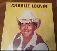 Charlie Louvin- Record Album - First Generation #FGLP-GOOS-05 - Mint - Sealed