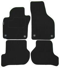 passend für VW Golf 6 Autofußmatten Autoteppich Fußmatten Baujahr 2008-2013 osru