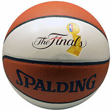 NEW SPALDING THE FINALS  NBA CHAMPIONS BASKETBALL