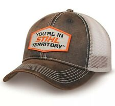 Officially Licensed Stihl Territory Cap