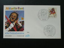 carnival folklore costume FDC Germany 68941