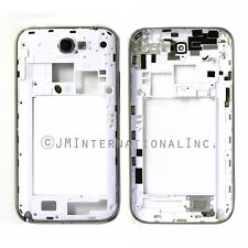 Samsung Galaxy Note 2 T889, i317 Back Cover Housing Plate Mid Frame White