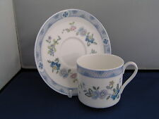 """ROYAL DOULTON""""CONISTON COFFEE CUP/CAN AND SAUCER."""