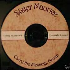 AA - Alcoholics Anonymous Speaker CD - Sister Maurice