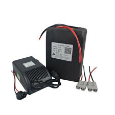 52V 20Ah Lithium Li-ion Battery For 1000W Electric Bicycle Bike Scooter Pedicab