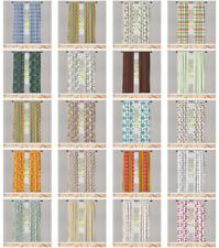 Microfiber Curtain Window Drape Wrinkle-Free Printed Fabric by Ambesonne 2 Panel